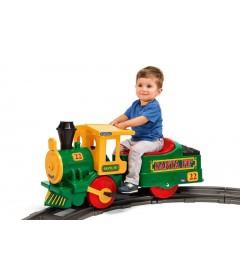 SANTA FE TRAIN oryginalna kolej na licencji z kompletem torów