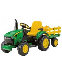 Peg Perego JOHN DEERE GROUND FORCE traktor na akumulator z przyczepą AKTUALNIE PROMOCJA