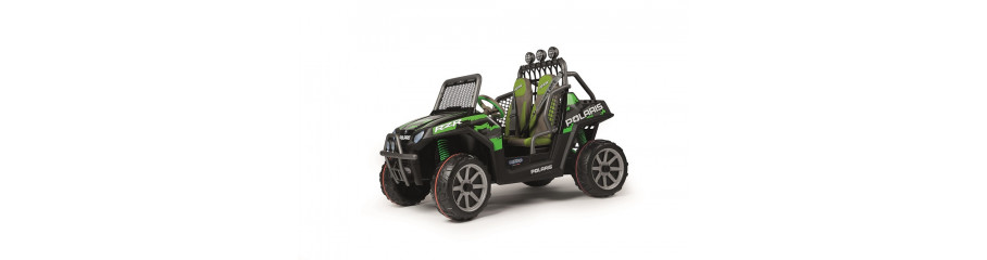 RZR 24V GREEN SHADOW